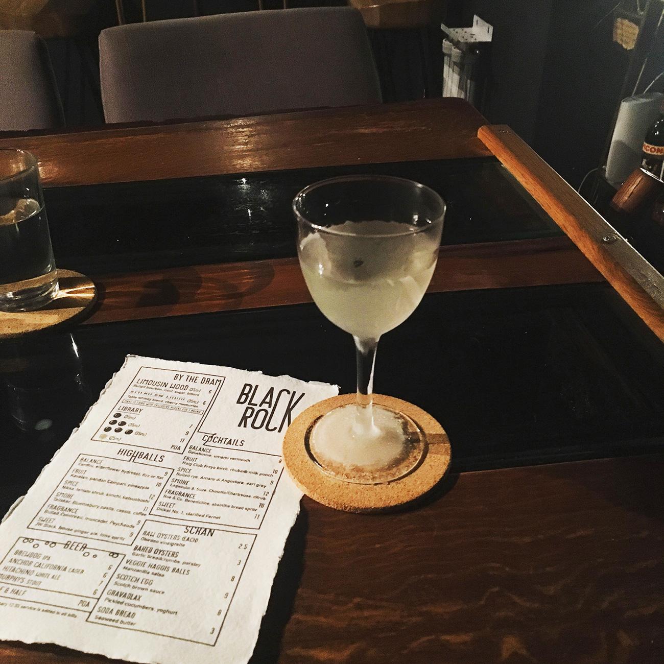 Trendspaning 2019 – Black Rock Bar