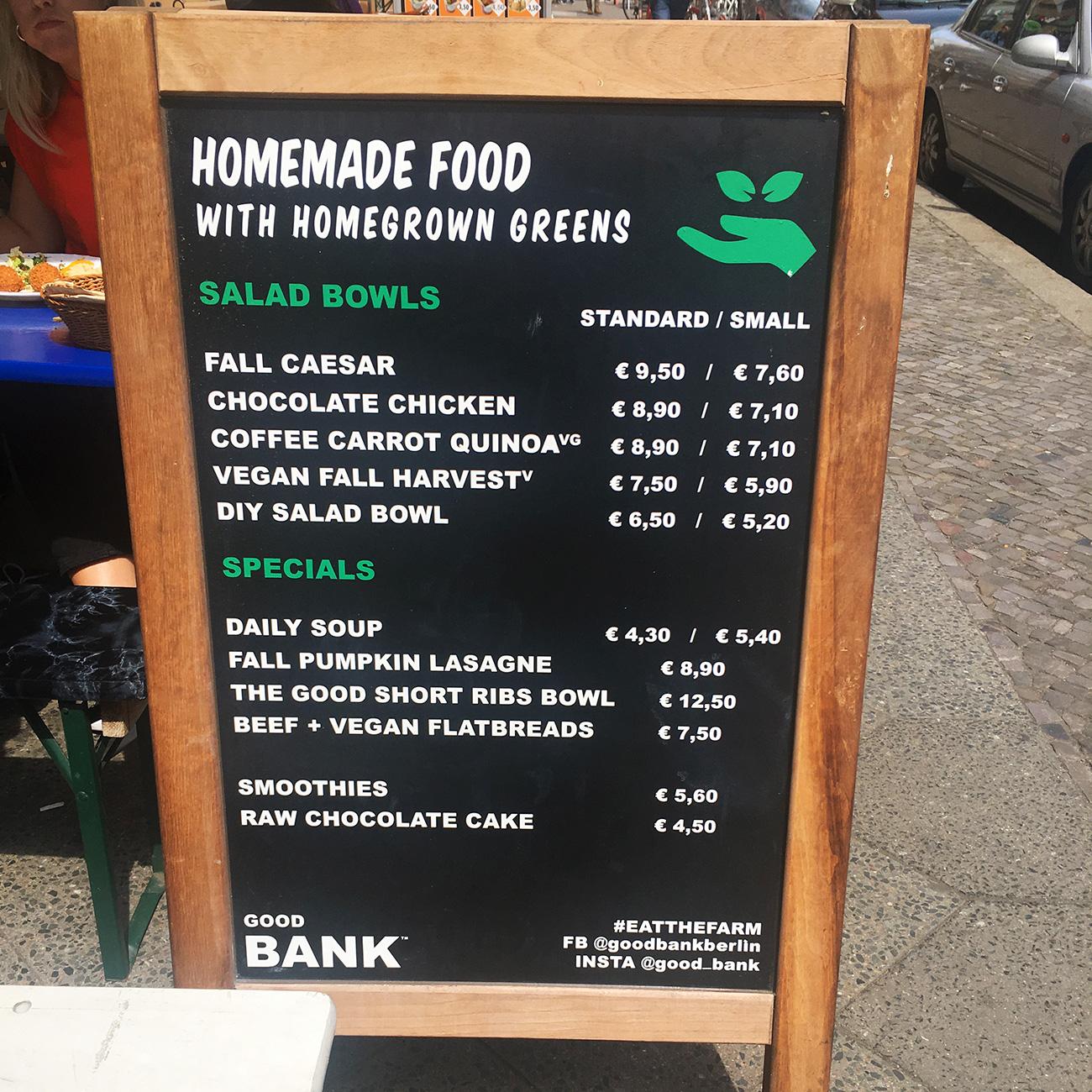 Trendspaning 2019 – Food Bank Berlin 2