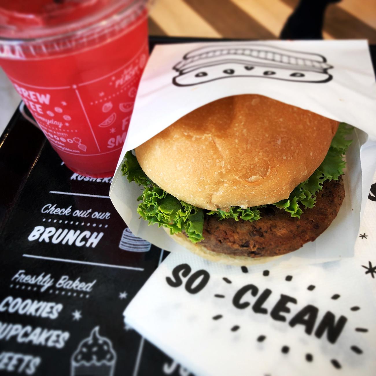 Trendspaning 2019 – Veggie burger