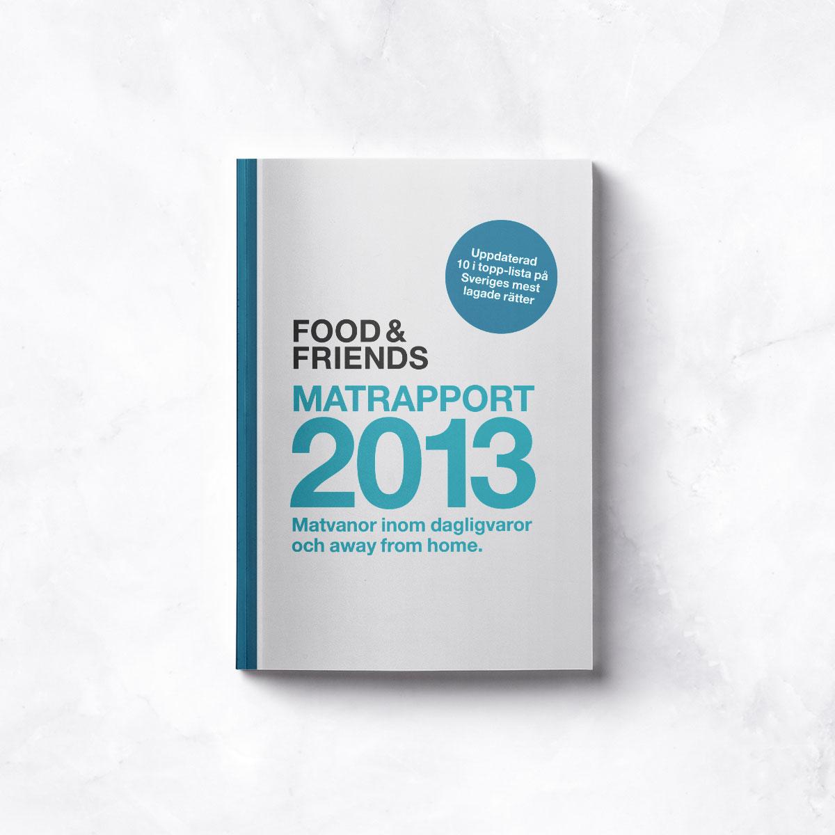 Matrapport 2013