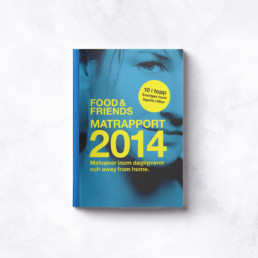 Matrapport 2014